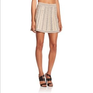 BCBGMaxAzria queeny skirt M seen on Mindy project